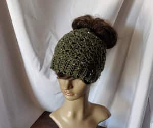 etsy, gift for her, and headband crochet image