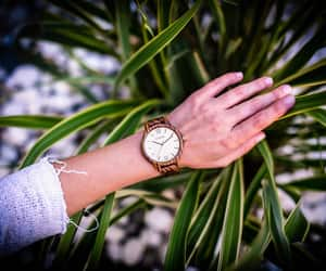 etsy, wristwatch, and bamboo watch image