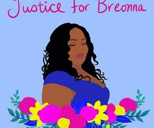 justice and blm image