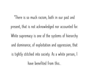 emma watson, quotes, and racism image