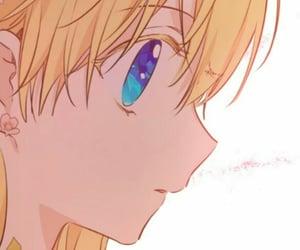 anime, webtoon, and who made me a princess image