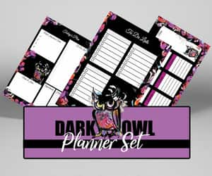 etsy, planner, and to do list image