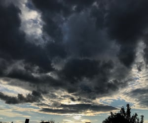 cloudy and sky image