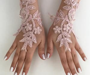 etsy, bride glove, and gants image