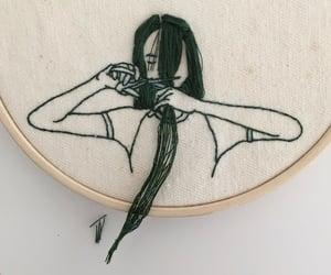 belleza, costura, and craft image