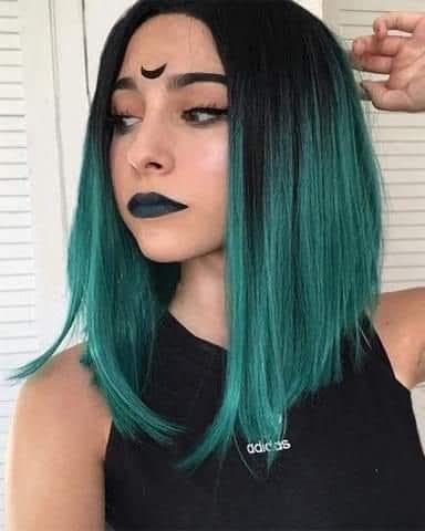 colores, colores de cabello, and tintes fantasia image