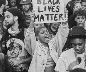black lives matter, blm, and blacklivesmatter image