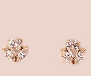 bridalstudearrings, etsy, and bridal stud earrings image