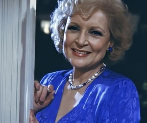 betty white, classic, and photography image