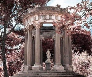 aesthetic, architecture, and pink image