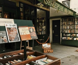 books, england, and bookshop image