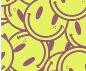 emoticons, smileys, and wallpaper image