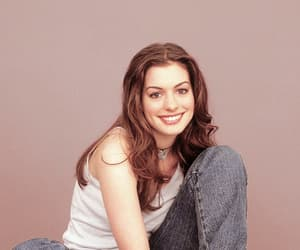 Anne Hathaway, girl, and model image