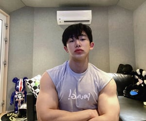 wonho, instagram, and shin hoseok image