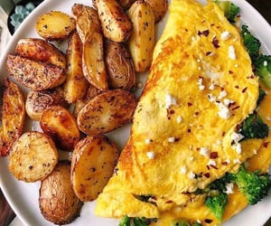 food, breakfast, and diet image