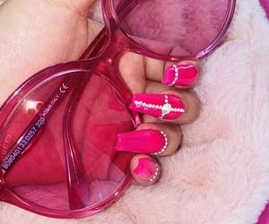 gafas, gucci, and pink image