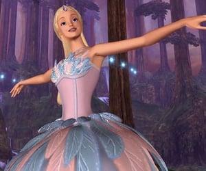 barbie, cartoons, and elegance image