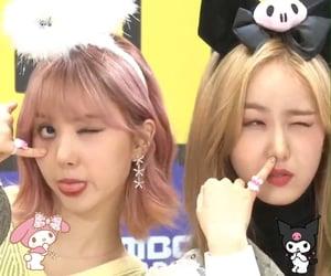 kpop, sinb, and eunha image