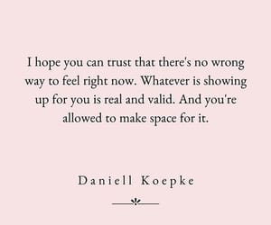daniell kopeke, no wrong way, and feel right now image