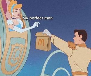 prince charming, princess, and romantic romance image