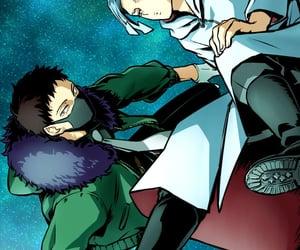 anime, handsome, and boku no hero academia image