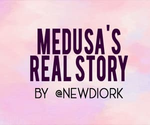 article, medusa, and perseus image