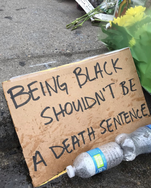 Right and black lives matter image