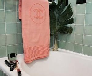 chanel, aesthetic, and bathtub image