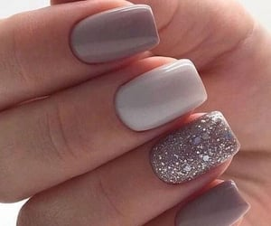 nails, fashion, and woman image