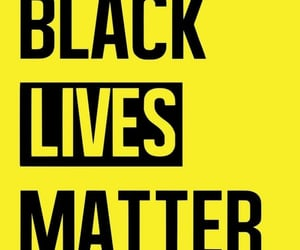 life and black lives matter image
