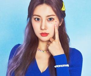 hyewon, iz*one, and oneiric diary image
