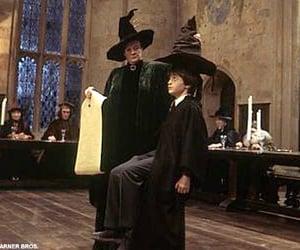 harry potter, hogwarts, and harry image
