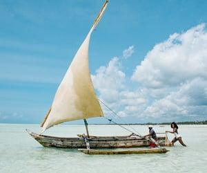 africa, sea, and wanderlust image