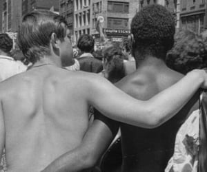 black and white, equality, and photography image