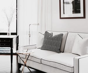 architecture, casa, and couch image