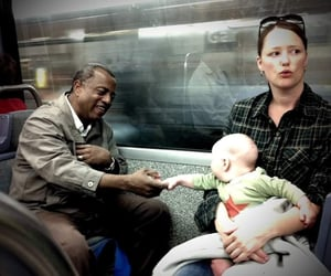 baby and racism image