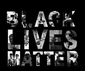 article, blm, and blacklivesmatter; image