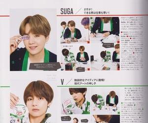 magazines, namjoon, and taegi image