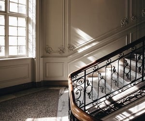 aesthetic, house, and staircase image