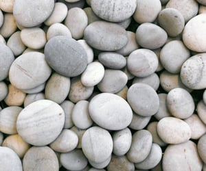 gray, pebbles, and rocks image