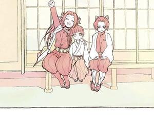 kanao, shinobu, and kimetsu no yaiba image