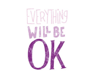 life, ok, and quote image