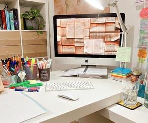 study, study space, and study mood image