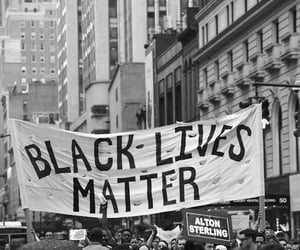 revolution, we want justice, and black lives matter image