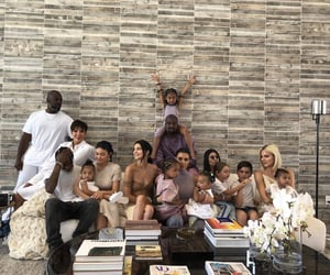 family, kardashians, and jenner image