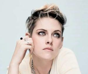 actress, kristen stewart, and short hair image