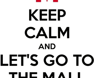 how i met your mother, keep calm, and mall image