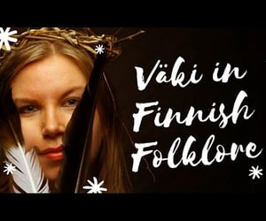 finland, folklore, and mystical image