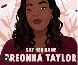 black lives matter, breonna taylor, and justice image