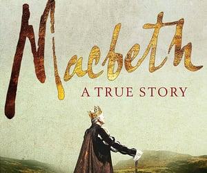 book, history, and macbeth image